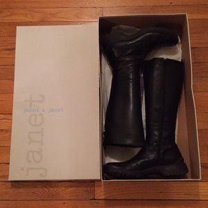 Janet and Janet Shoes - Janet and Janet Boots
